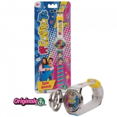me contro te - spin watch