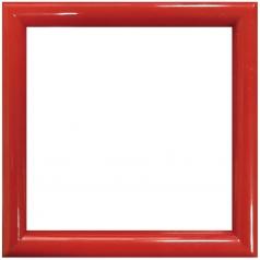 cornice rossa diamond dotz 9.5x9.5 cm