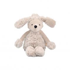 cane barboncino bianco 25cm - peluche morbido
