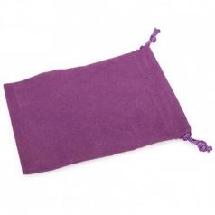 sacchetta porta dadi piccola - viola