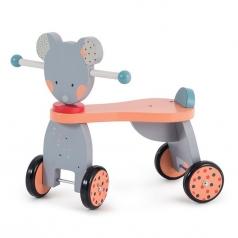 quadriciclo in legno - topolino