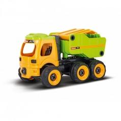 first dump truck rc 2,4 ghz - camion telecomandato