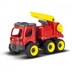 first fire engine rc 2,4 ghz - camion vigili del fuoco telecomandato