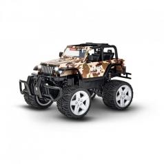jeep wrangler rubicon camouflage - macchina radiocomandata 2,4ghz