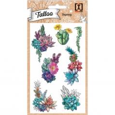 tattoo flowers bouquet - tattoo