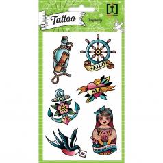 tattoo sailor man - tattoo