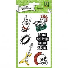 tattoo rock metal - tattoo