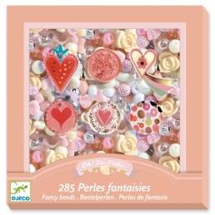 cuori - assortimento di perline