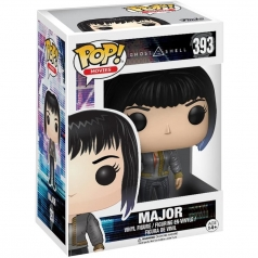 ghost in the shell - major - funko pop 384