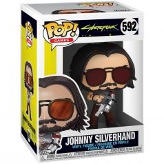 cyberpunk 2077 - johnny silverhand - funko pop 592