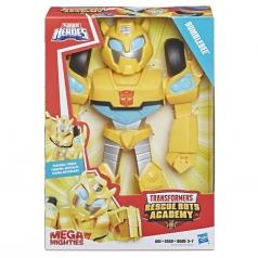 transformers rescue bots academy - bumblebee mega mighties