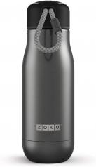 borraccia termica acciaio inox - 350ml grigio antracite