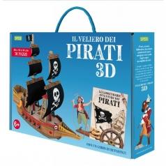 le leggendarie avventure dei pirati - il veliero dei pirati 3d