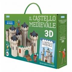 il castello medievale 3d