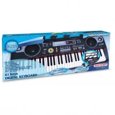tastiera digitale 61 tasti a passo professionale con usb