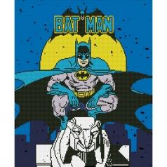 batman - diamond dotz advanced cd234000110 47x57cm