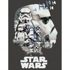stormtrooper - diamond dotz advanced cd730100210 52x68cm