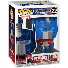 transformers - optimus prime - funko pop 22