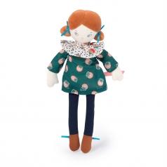 bambola mademoiselle agathe 26cm les parisiennes