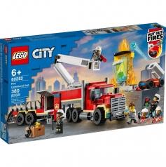 60282 - unita di comando antincendio