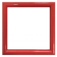cornice rossa per diamond dotz modello dds