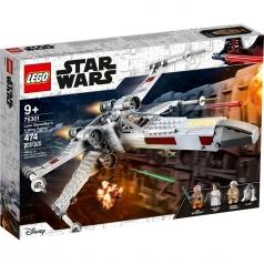75301 - x-wing fighter di luke skywalker