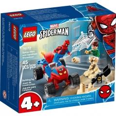 76172 - la resa dei conti tra spider-man e sandman
