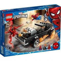 76173 - spider-man e ghost rider vs carnage