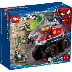 76174 - monster truck di spider-man vs mysterio