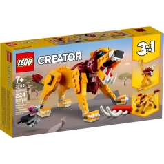 31112 - leone selvatico