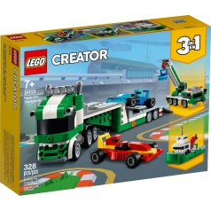 31113 - trasportatore di auto da corsa