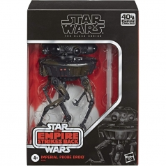 star wars black series - probe droid