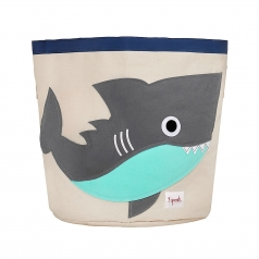 cesto portatutto squalo 100% cotone
