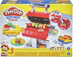 play-doh - barbecue playset