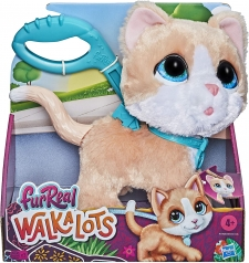 fur real walkalots - gattino interattivo