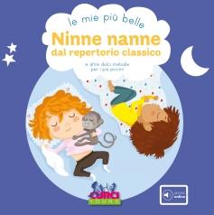 le mie piu belle ninnenanne dal repertorio classico - libro + playlist online