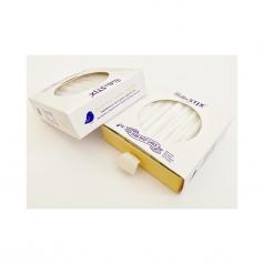 butterstix® zero polvere - pacco di 16 gessetti bianchi