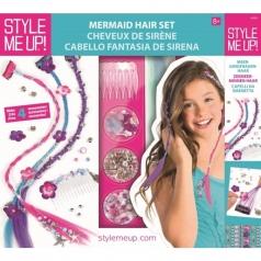 mermaid hair set - crea le tue extention