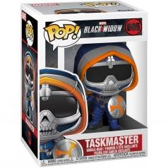 marvel black widow - taskmaster - funko pop 605