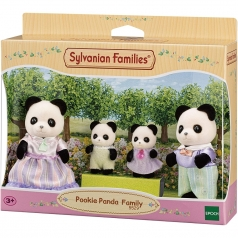 panda - famiglia