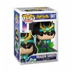 saint seiya - dragon shiryu - funko pop 807