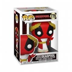 deadpool: 30th anniversary - roman senator deadpool - funko pop 779