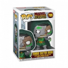 marvel: zombies - zombie dr. doom - funko pop 789