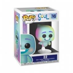 disney: soul - 22 - funko pop 745