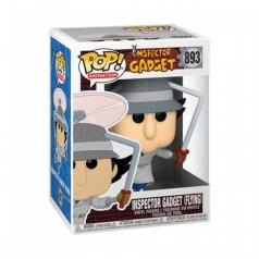 inspector gadget - inspector gadget flying - funko pop 893