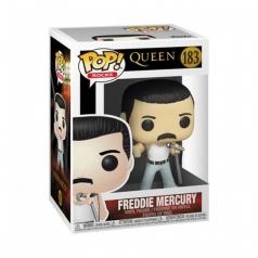 queen - freddie mercury radio gaga 1985 - funko pop 183