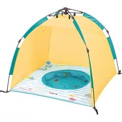 tenda piscinetta con cappottina anti uv da spiaggia