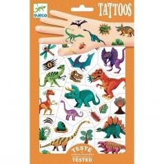 tatuaggi removibili - dino club