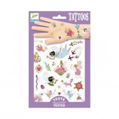 tatuaggi removibili - fairy friends