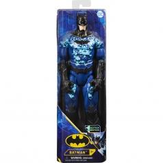 dc comics - bat-tech tactical batman - personaggio snodabile 30cm